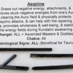 Aegirine